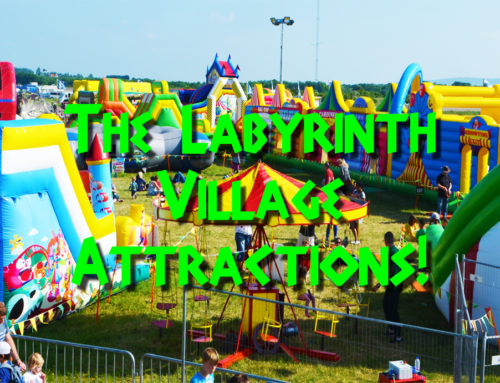 The Labyrinth Village – what's going on?